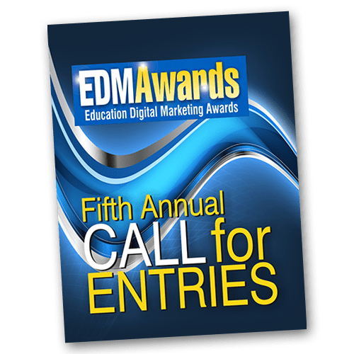 5th EDU Digital Marketing Awards - Call For Entries - Cover - 2017